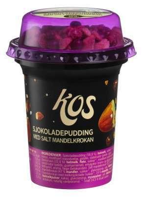 Prøv også Kos sjokoladepudding med crisp.