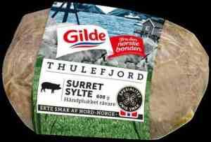 Les mer om Thulefjord surret sylte hel hos oss.