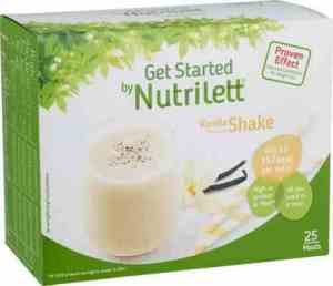 Prøv også Nutrilett Quick Weight Loss Vanilla Shake.