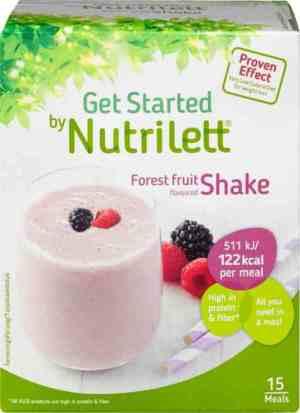 Les mer om Nutrilett Forest Fruit Shake hos oss.