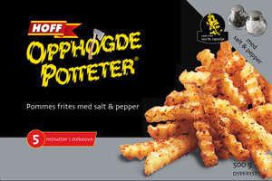 Prøv også Hoff Opphøgde Potteter med salt og pepper.