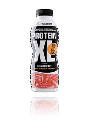 Prøv også Nutramino Protein XL Shake Strawberry 500ml.