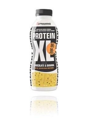 Prøv også Nutramino Protein XL Shake Chocolate & Banana 500ml.