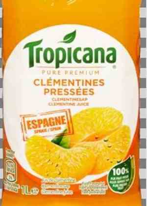 Les mer om Tropicana Sunny Clementine Homestyle hos oss.