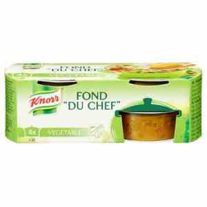 Prøv også Knorr fond du chef grønnsaker konsentrat.