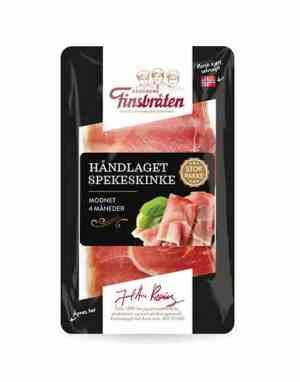Prøv også Finsbråten spekeskinke tradisjonell 200g.
