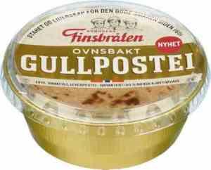 Prøv også Finsbråten gullpostei ferskpakket.