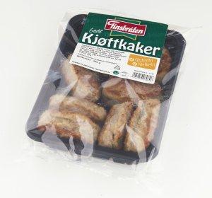 Prøv også Finsbråten gode kjøttkaker.
