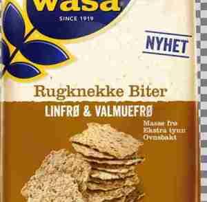 Les mer om Wasa RugKnekke biter hos oss.