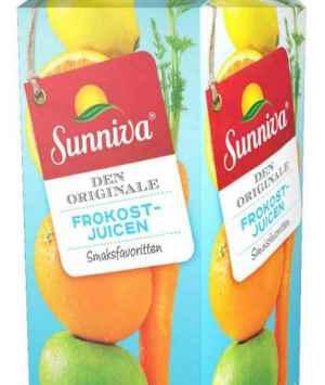 Prøv også Tine Sunniva Original Frokostjuice.