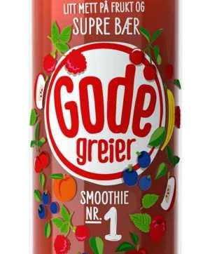 Prøv også Tine Gode Greier nr. 1.