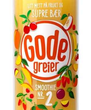 Prøv også Tine Gode Greier nr. 2.
