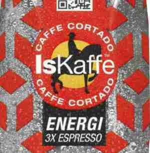 Prøv også Tine IsKaffe Energi Cortado.