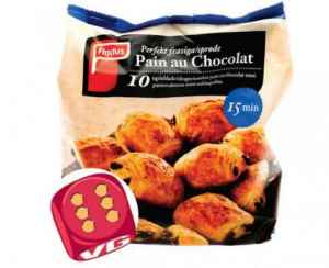 Prøv også Findus Pain au Chocolat.