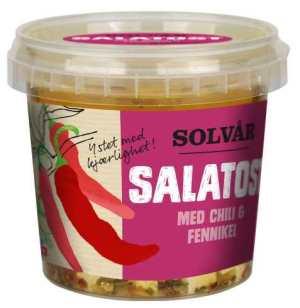 Prøv også Tine Solvår Salatost med chili og fennikel.