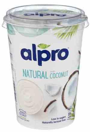 Prøv også Alpro Naturell yoghurt med Kokos.