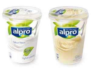Prøv også Alpro Vanilje yoghurt.