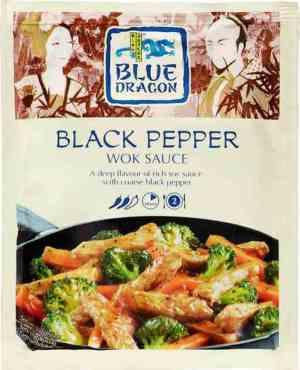 Prøv også Blue Dragon Woksaus Black pepper premium.