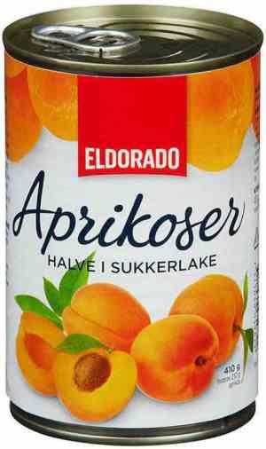 Les mer om Eldorado aprikoser halve hos oss.