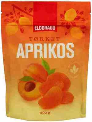 Prøv også Eldorado aprikoser tørkede.