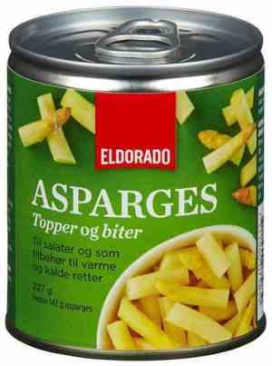 Prøv også Eldorado asparges topper & biter.