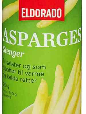 Prøv også Eldorado aspargesstang.