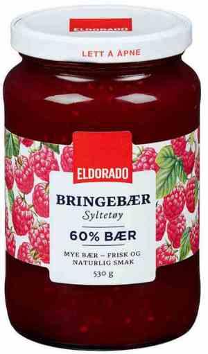 Prøv også Eldorado bringebærsyltetøy.