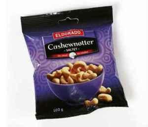Bilde av Eldorado cashewnøtter.