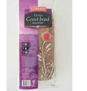 Prøv også Eldorado ekstra grovt brød.