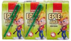 Prøv også Eldorado epledrikk 3pk.