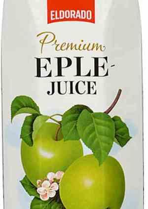 Prøv også Eldorado eplejuice premium.