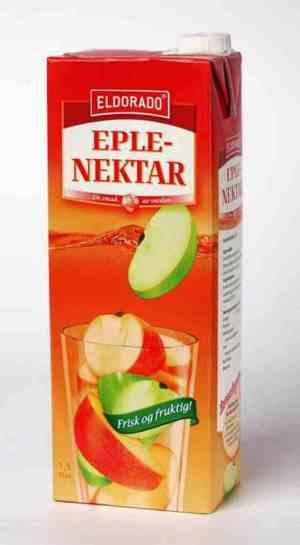 Prøv også Eldorado eplenektar.