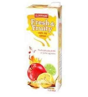 Prøv også Eldorado fresh & Fruity Sitrus og Eple.