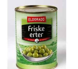 Prøv også Eldorado friske Erter.