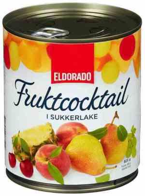Prøv også Eldorado fruktcocktail.