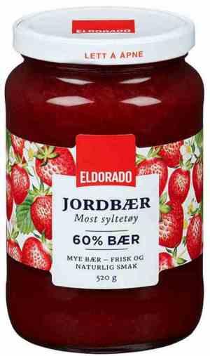 Prøv også Eldorado jordbærsyltetøy.
