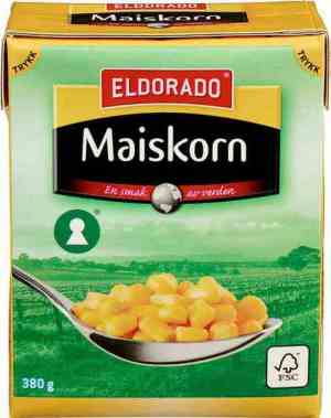 Prøv også Eldorado maiskorn.