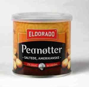 Prøv også Eldorado peanøtter 100g.