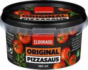 Prøv også Eldorado pizzasaus basilikum & oregano.