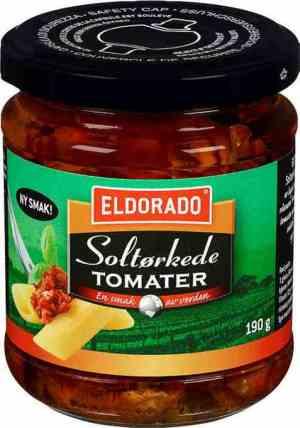 Prøv også Eldorado soltørkede tomater.