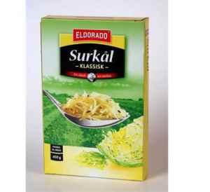 Prøv også Eldorado surkål.