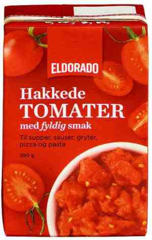 Prøv også Eldorado tomater hakkede tetra.