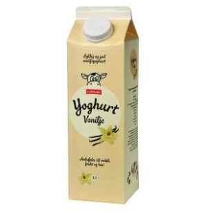 Prøv også Eldorado yoghurt vanilje.