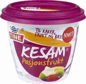 Prøv også Tine Kesam pasjonsfrukt.