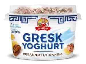 Prøv også Synnøve gresk yoghurt pekannøtter og honning.