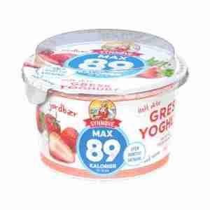 Prøv også Synnøve gresk yoghurt 89 kalorier jordbær.