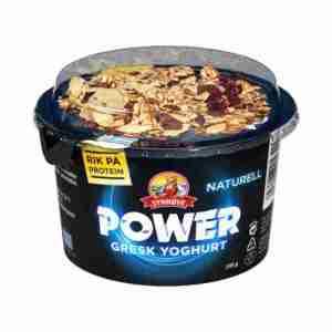 Prøv også Synnøve Power-yoghurt Naturell.