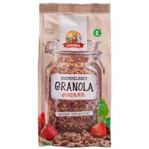 Prøv også Synnøve Hjemmelaget Granola Jordbær.
