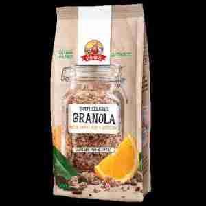 Prøv også Synnøve Glutenfri Granola Mørk Sjokolade og Appelsin.