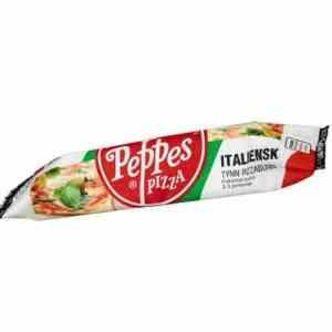 Prøv også Peppes Fyldig pizzabunn.